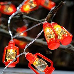 1 Led Lantern String Lights 2 M 20