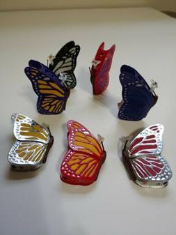 ×1 Novelty Butterfly  Lighter - refillable Butane