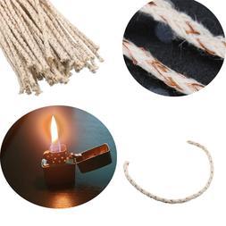 10 pcs/pack Copper Wire Cotton Core Wick for <font><b>Zippo<