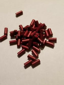 100 pcs Red Lighter Flints for Fluid Lighters or Gas Lighter