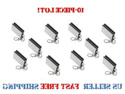 10x Survival Emergency Waterproof Camping Fire Starter Metal