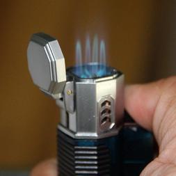 1300 C Four Nozzle Straight Jet Cigarette <font><b>Lighter</