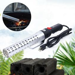 1500W Camping Electric Lighter Windproof BBQ Starter Grill F