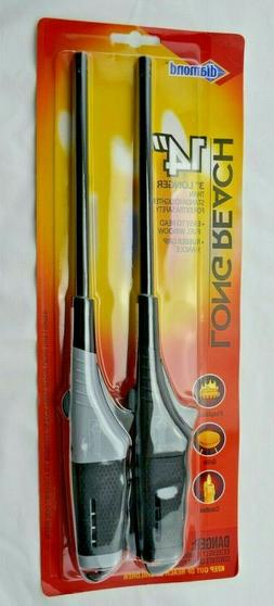 2 extra long reach butane lighter 14
