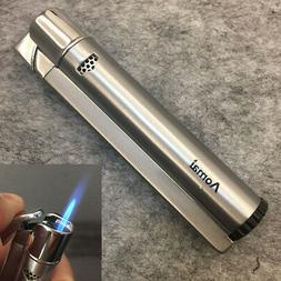 AOMAI 236 Windproof Jet Torch Butane Flame Cigar Cigarette L