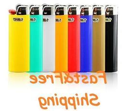 1 Full Size Big BIC Lighter Mix Color Multipurpose Outdoor C
