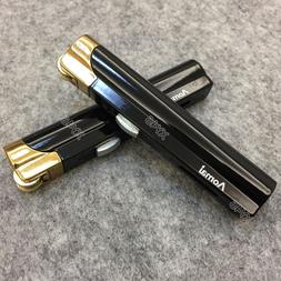 2Pcs AOMAI Jet Torch Adjustable Lockable Flame Cigar Cigaret