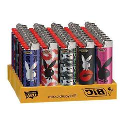 2x BIC Playboy Bunny Lighters - Mix N Match - Convenient Rel