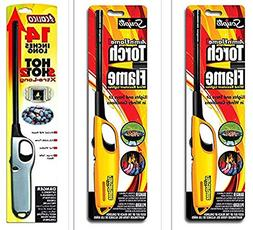 3 Pack - 1 Pack Calico Hot Shot 2 Xtra Long + 2 Pack Scripto
