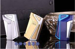 3 pcs Boutique Gift Unique Design Windproof Jet Torch Butane