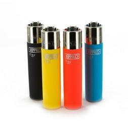 3 X CLIPPER Lighter FLAME LIGHTER GAS REFILLABLE Lighter Gif
