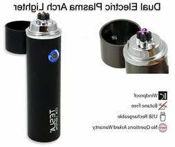 Tesla Coil Lighters™ 360° Dual Arc USB Rechargeable Windp
