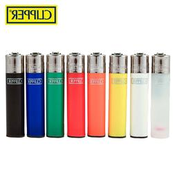 Clipper Lighters - Solid/Original Colors - Full Size - Refi