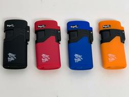 4x NEW Scripto Torch Flame Wind Resistant Lighters High Heat