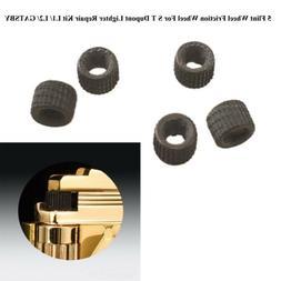 5 Flint Wheel Friction Wheel For S T Dupont Lighter Repair K