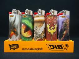 7 Bic Lighters SuperNatural Super Natural Fantasy Regular Di