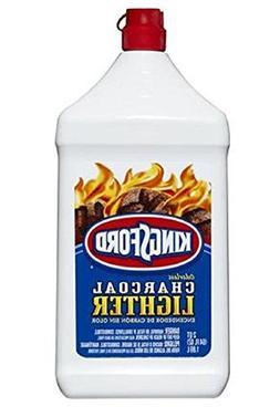 Kingsford 71175 Charcoal Lighter Fluid Bottle 32oz Kitchen &