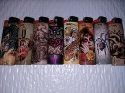 Special Edition Full Size Bic Lighters