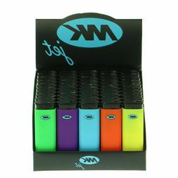 15x MK Jet Disposable Lighters - Mix N Match - Convenient Re