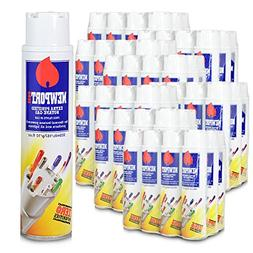 96 cans  Newport 300ml Ultra Purified Butane Zero Impurities