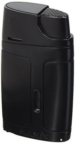 Xikar 9652BK Black Elx Lighter