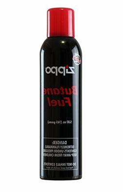 Zippo Premium Lighter Butane Fuel 5.82 oz. .