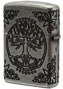 Zippo Armor Tree of Life Design Pocket Lighter