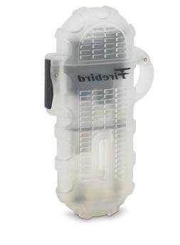 Firebird Ascent Lighter Single Jet Torch Flame - Clear