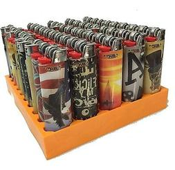 BIC Assorted Designs Lighters, Brand New, Available in Multi