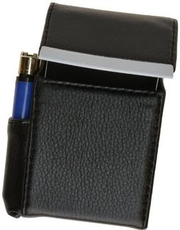 Automatic Rising Cigarette Case With Lighter Holder  9 Ne