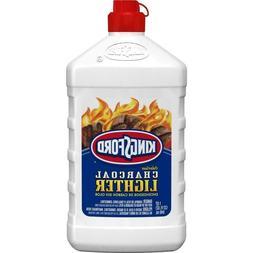 Kingsford Odorless Charcoal Lighter Fluid 32-fl oz