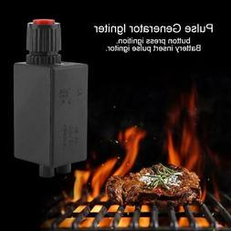 BBQ Grill Gas Stove Lighter Electronic Pulse Generator Batte