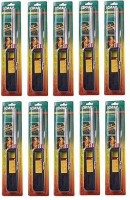 10pk BBQ Grill Lighter Refillable Butane Gas Candle Fireplac
