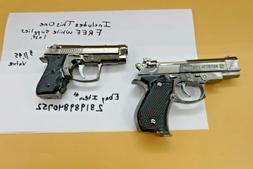 Black Beretta M92G CQB Shaped Novelty Pistol Gun Jet Torch L