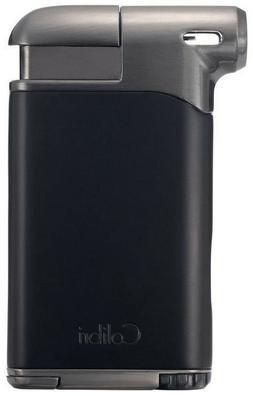 Black Matte & Gunmetal Colibri Pacific Air Angled Soft Flame