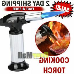 Blow Lighter Kitchen Culinary Torch Chef Cooking Torch Refil