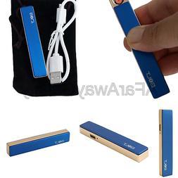 BOLT Lighter® USB Rechargeable Windproof Coil Slim Lighter