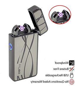 BOLT Lighter® USB Rechargeable Windproof Electric Plasma Du