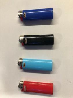 Bic Bulk 4 Lighters Assorted colors