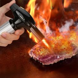 Jet Torch Gun Lighter Welding Adjustable Flame Windproof But