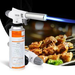 Camping Blow Torch Flame Jet Gas Butane BBQ Solder Iron Sold