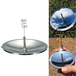 Camping Fire Igniter Solar Spark Lighter Outdoor Survival Ci