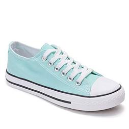 Women Canvas Sneakers Flat Casual Shoes Fashion Comfortable