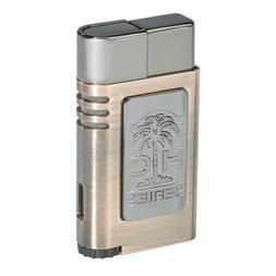 XIKAR Cirro Push Down - Jet Torch CIGAR Lighter  - NEW - HC