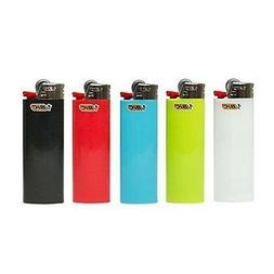 Bic Classic Cigarette Lighter 12 Piece-Assorted Colors Full