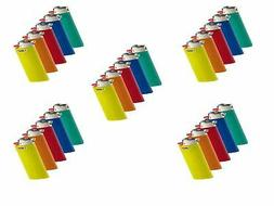 Bic Classic Full Size Lighter Maxi Full Size 5 Pack,