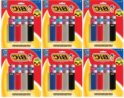 BIC Classic Lighter, Assorted Colors, 48 Pack