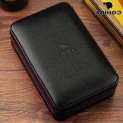 Cohiba <font><b>Cigar</b></font> Humidor Case Portable Cedar