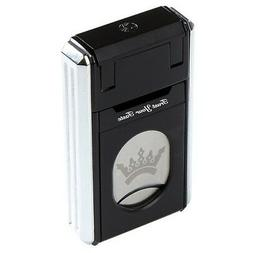 COLIBRI Ashton Astoria Triple Torch Cigar Lighter & Cutter -