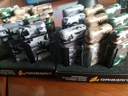 Colibri Firebird Sidewinder Camo Torch Lighter